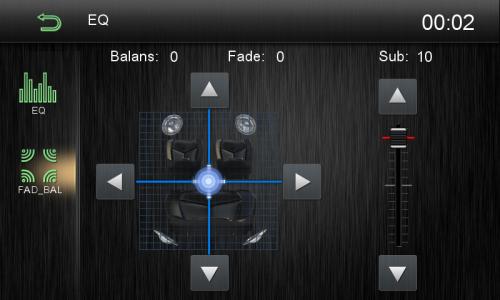 balance sound