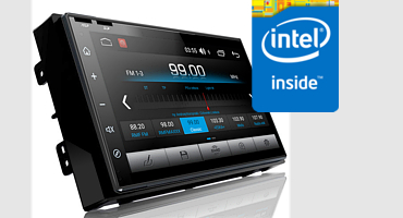 Procesory Intel Atom w urządzeniach GMS z systemem Android