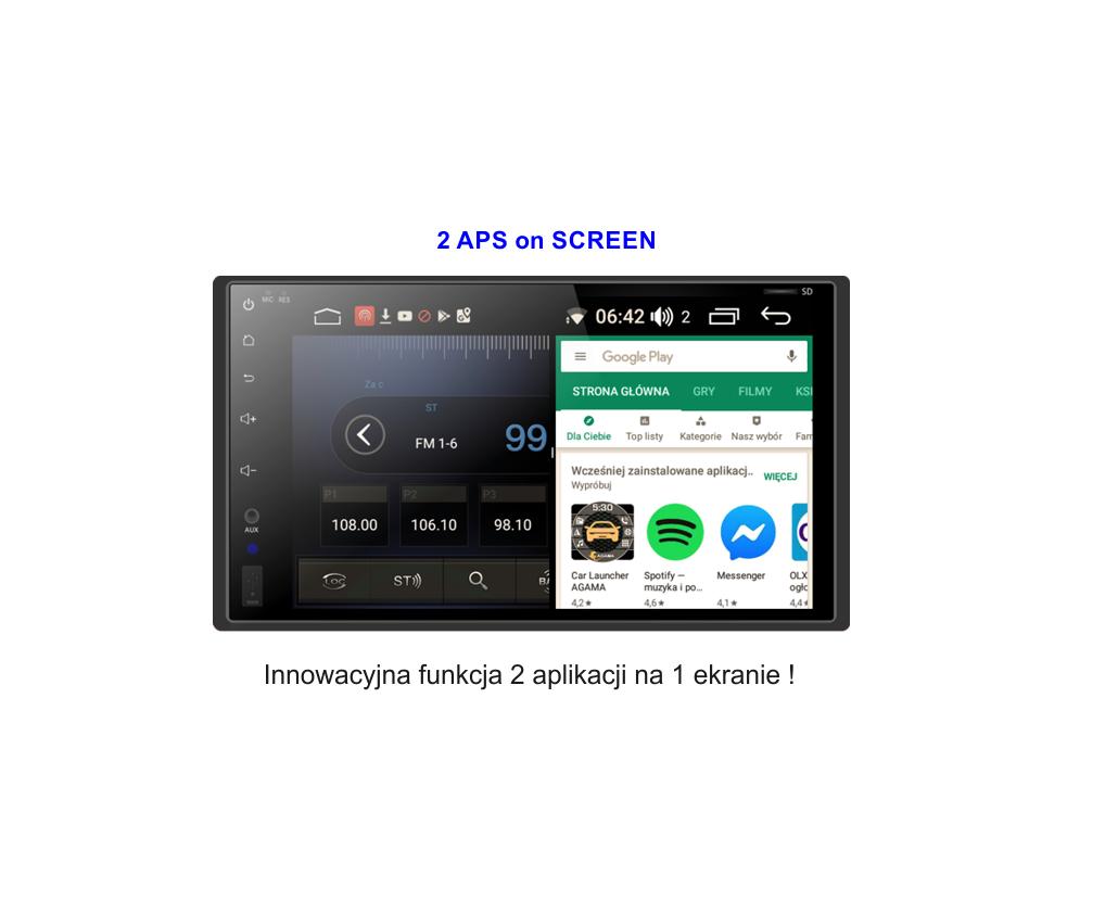 Dual Picture kompatybilny z Androidem 9.0