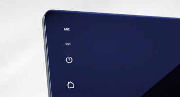 Lepsza jakość obrazu dzięki nowej generacji szkła 2.5D z powłoką anty-zabrudzeniową