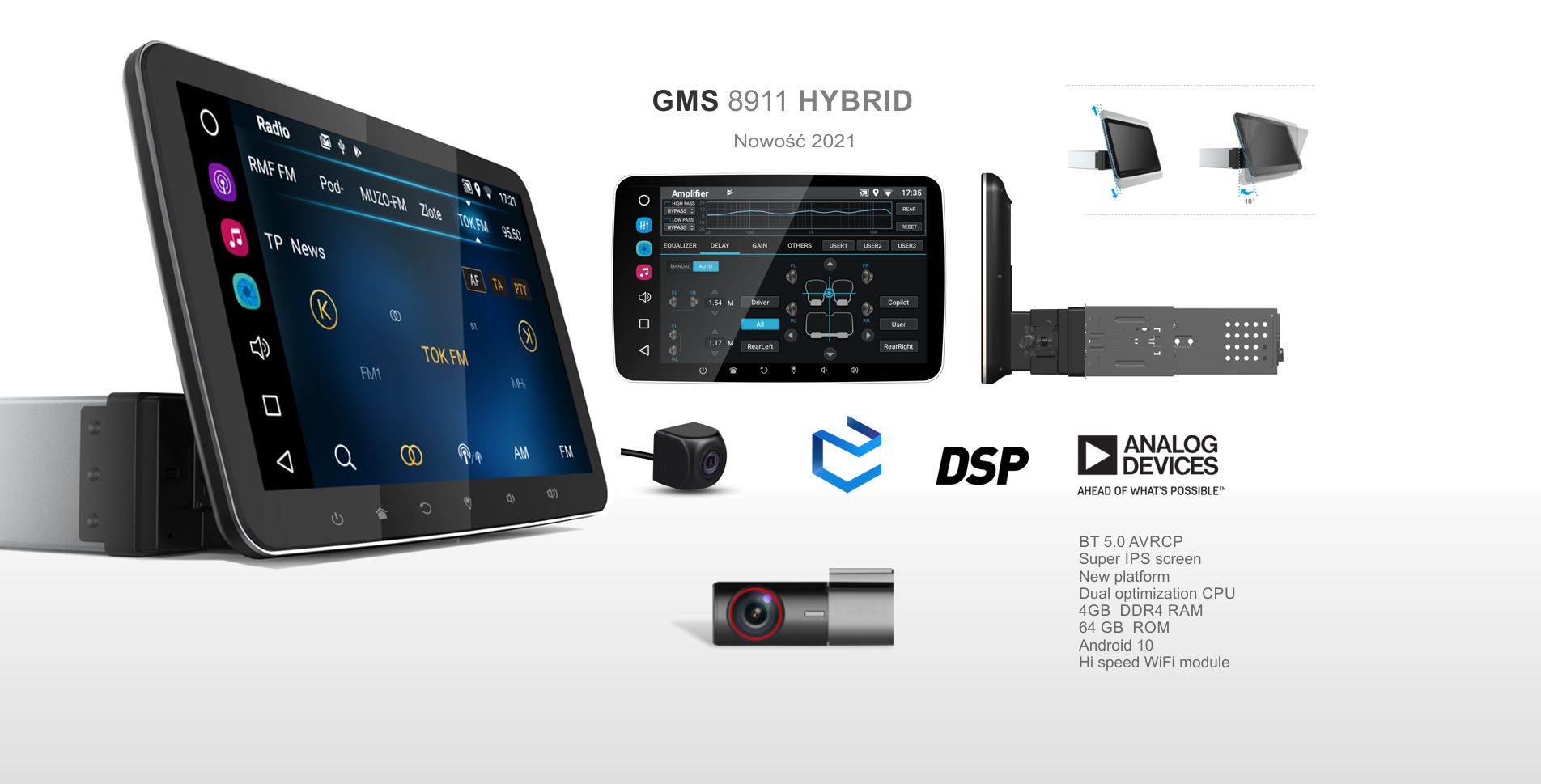 GMS 8911 HYBRIDer2